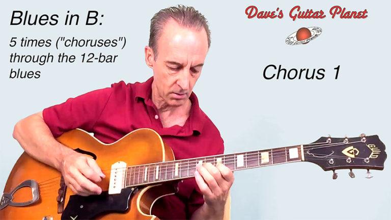 Blues in B Charlie Christian