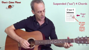 suspended chords 4, 2