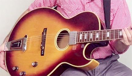 Gieson guitar tuner